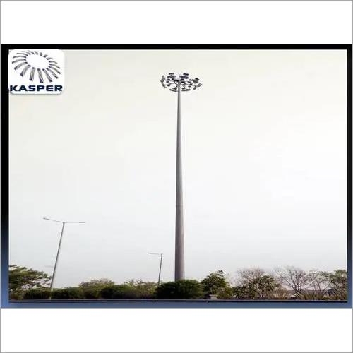 High Mast Lighting Poles