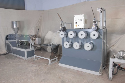 PET BOX STRAPPING MAKING MACHINERY