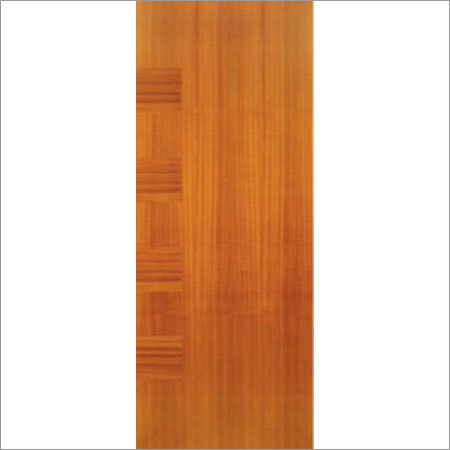 Sapele Wood Designer Veneered Door
