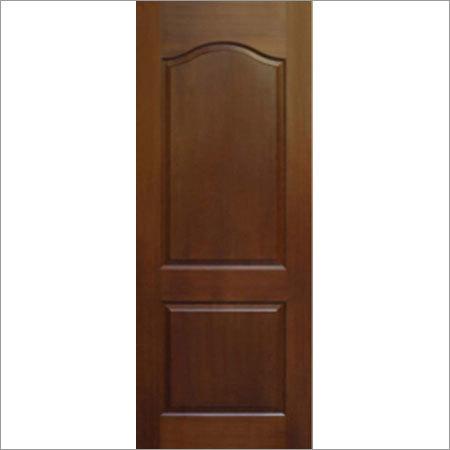 2 Panel Teak Wood Doors