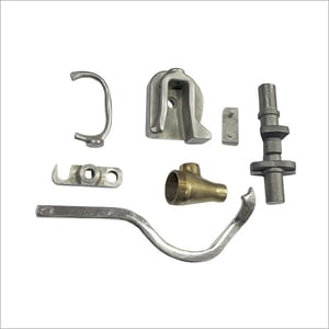 Investment Cast Steel Parts