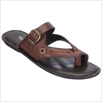 Mens Casual Leather Sandals