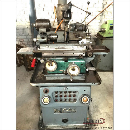 Lizzini Precise Cylindrical Grinder