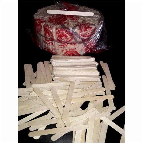 Woodens Ice Cream Sticks