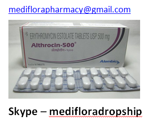 Althrocin Medicine