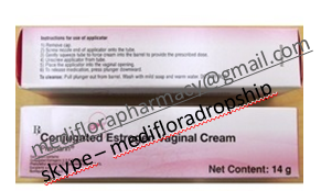 Conjugated Estrogens Cream