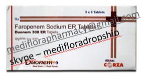 Duonem ER Medicine