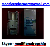 Calcitonin Nasal Spray