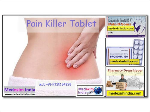Pain Killer Tab