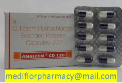 Angizem CD Medicine