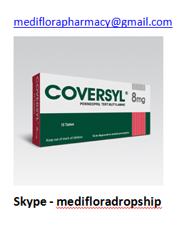 Coversyl Medication