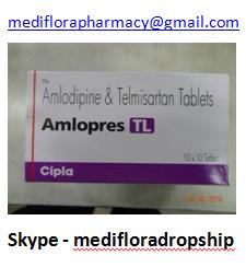 Amlopres TL Medicine