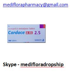 Cardace-AM Medicine