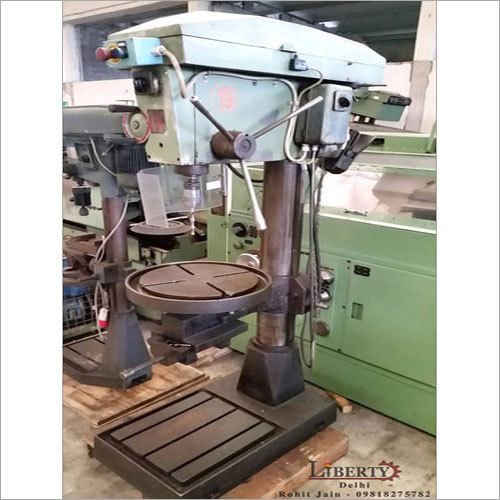 Ambros Pillar Drilling Machine