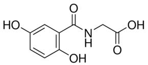 Gentisuric acid