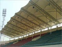 Membrane Structure Design For Stadium