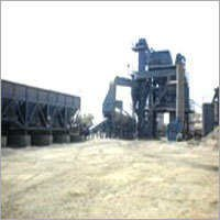 Ashphalt Batch Mix Plant