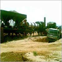 Mini Asphalt Drum Mix Plant