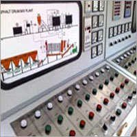 Control Panel and Cabin