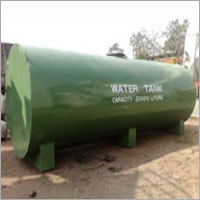 WMM MS Water Tank