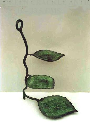 Leaf Cake Stand
