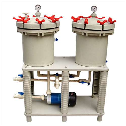 Electroplating Filtration System & Accessories