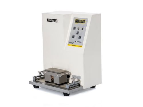 Ink Rub Test Equipment