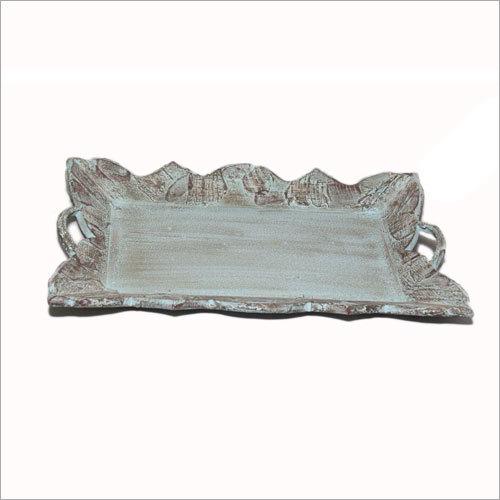Handicraft Wooden Tray