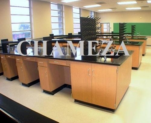 Laboratory Desk Table