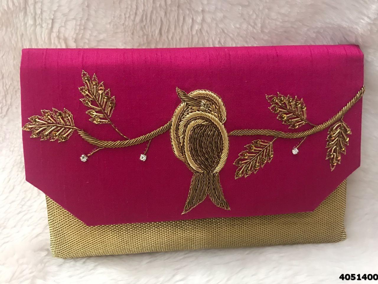 Designer Evening Clutch Bag