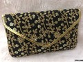 Stunning Embroidered Clutch Bag
