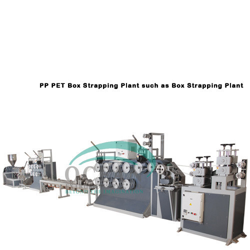 plastic pet strapping machine