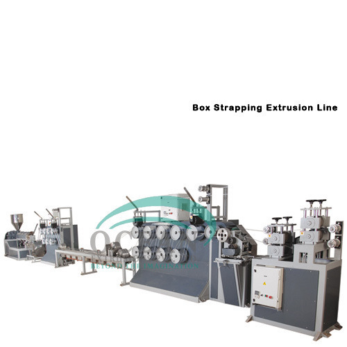 pet packing strapping production line