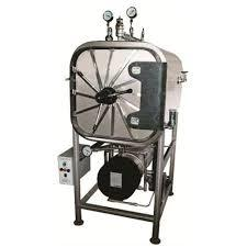 HORIZONTAL RECTANGULAR AUTOCLAVES(DELUXE MODEL)