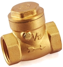 Non Return Valve Horizontal