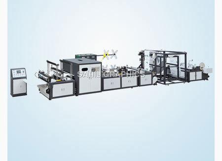 Automatic Box Type Non Woven Bag Making Machine