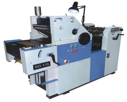 Mini Offset Machine