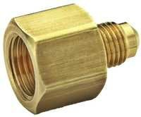 Brass Flare Adaptor Male Female
