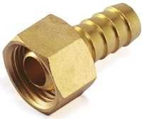 Brass Hose Nut Nipple Set For Hose Fittings