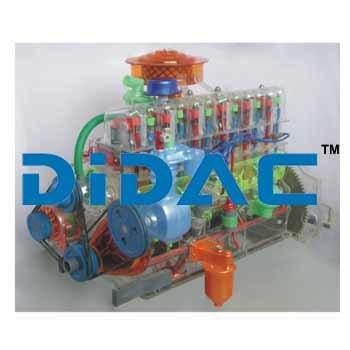 DONGFENG EQ140 Engine Module Model