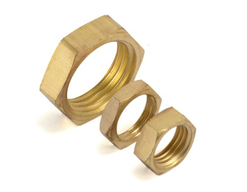 Brass Check Nut For Brass Pipe Fittings