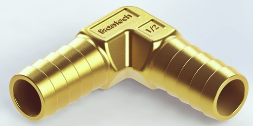 Brass Elbow Joint Nipple For Brass Pipe Fittings