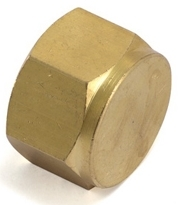 Brass Hex Dead Nut For Brass Pipe Fittings