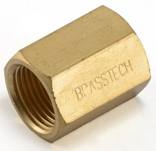 Brass Hex Socket For Brass Pipe Fittings