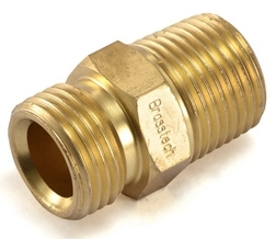 Olive Male Connector BSP For Brass Pipe Fittings