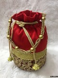 Ethnic Embroidered Potli Bag
