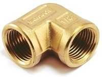 Brass Union Female Elbow For Brass Pipe Fittings