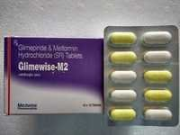 Tablet Glimeperide and Metformin