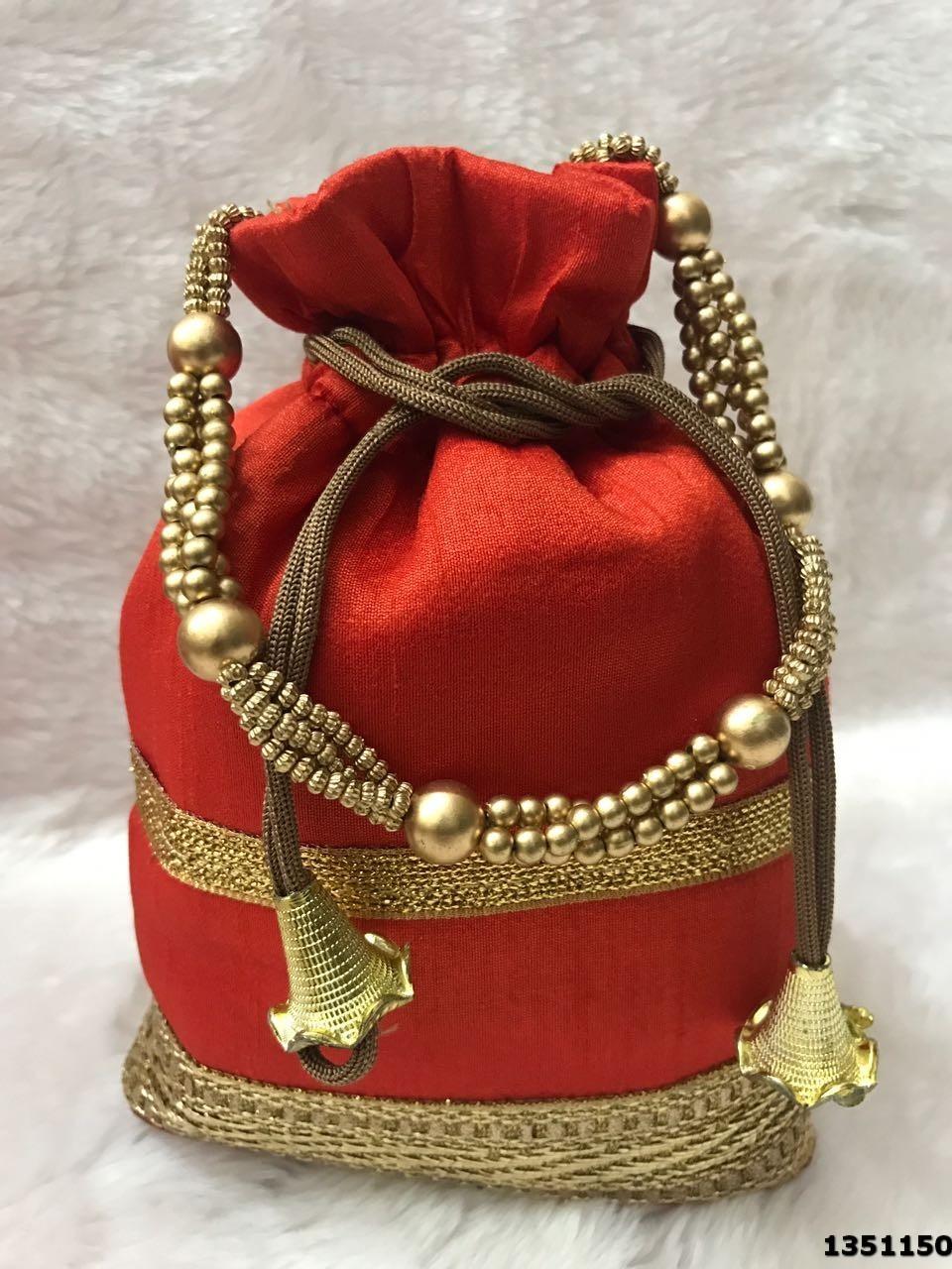 Designer Ethnic Potli Bag