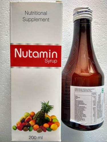 Syrup Multivitamin